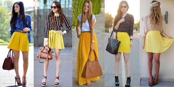 Resultado de imagen para color amarillo verano