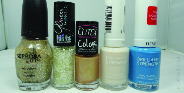 uñas mundial argentina world cup brasil hache beauty 2